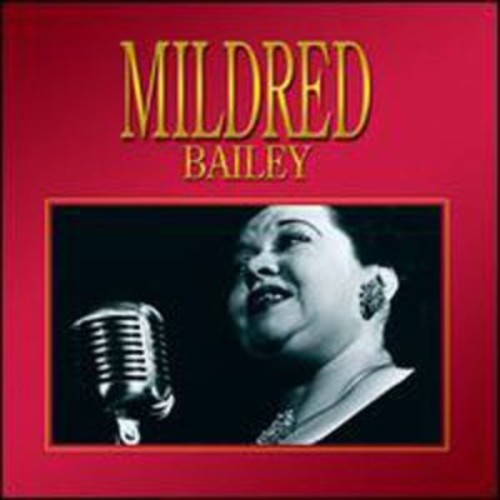 Mildred Bailey [Fast Forward] By Mildred Bailey (Audio CD)