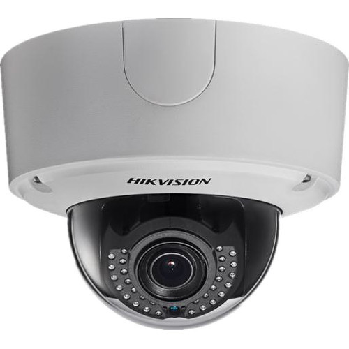 6MP Day/Night IR Outdoor Dome Camera with 2.8-12mm Varifocal Lens