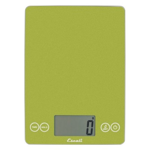 Escali Arti Digital Scale - Green