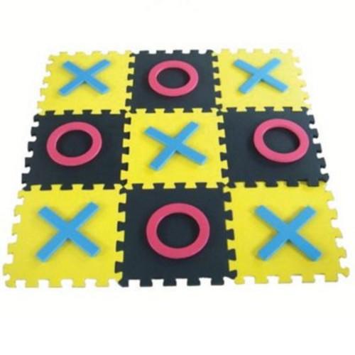 S&S Jumbo Games Jumbo Tic-Tac-Toe