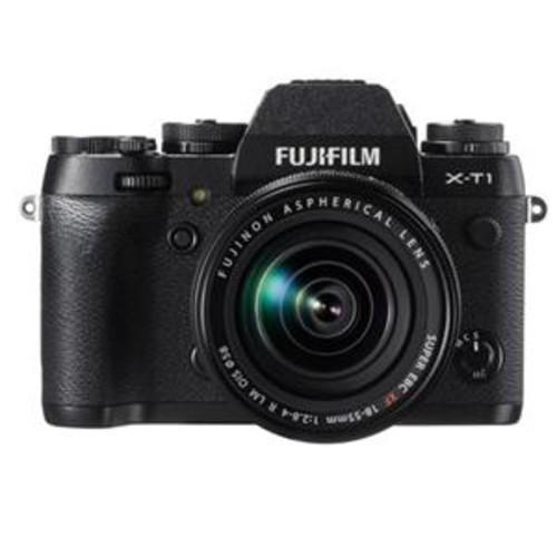 Fujifilm X-T1 Mirrorless 18-55mm OIS Lens, Black 16421555