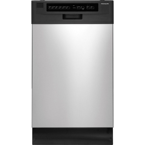 Frigidaire FFBD1821MS 18 Stainless Steel Built-In Dishwasher