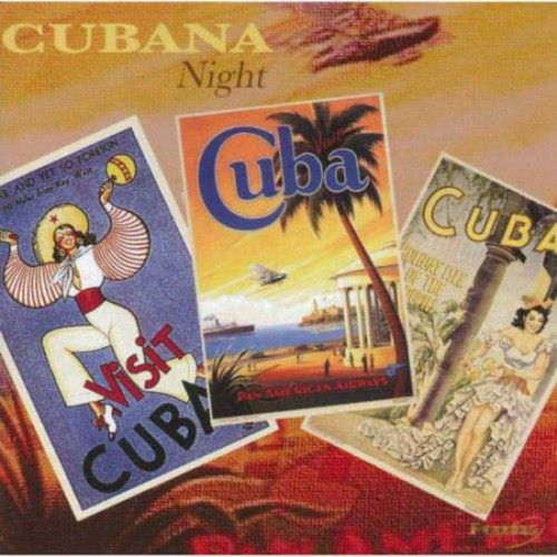 Cubana Night [CD]