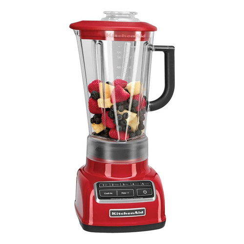 KitchenAid KSB1575 5-Speed Diamond Blender [option : Empire Red]