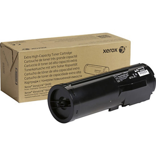 Xerox Original Toner Cartridge - Black - Laser - Extra High Yield - 25000 Pages - 1 Each