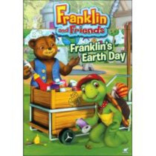 Franklin and Friends: Franklin's Earth Day [DVD]