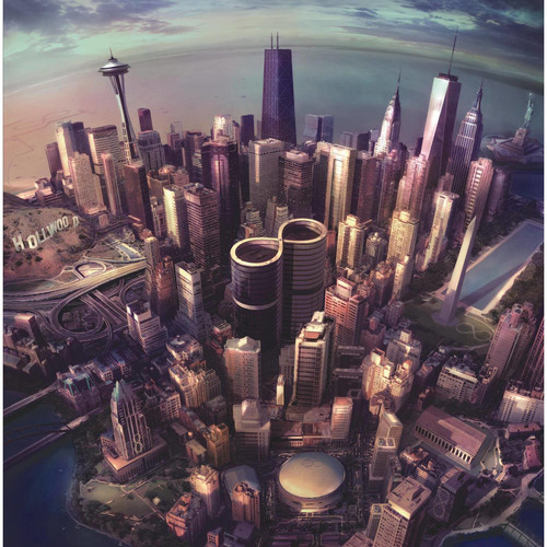 Foo Fighters - Sonic Highways (LP) (Vinyl)