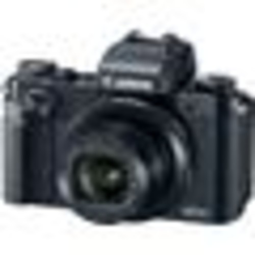 Canon PowerShot G5 X 20-megapixel digital camera with 4.2X optical zoom and Wi-Fi