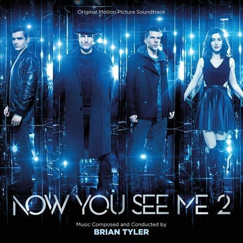Now You See Me 2 [Original Motion Picture Soundtrack] [CD]