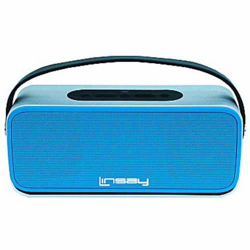 LINSAY High End Portable Wireless Rechargeable Bluetooth Speaker with Microphone