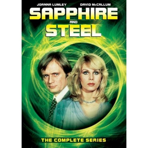 Sapphire and Steel: The Complete Series [5 Discs]