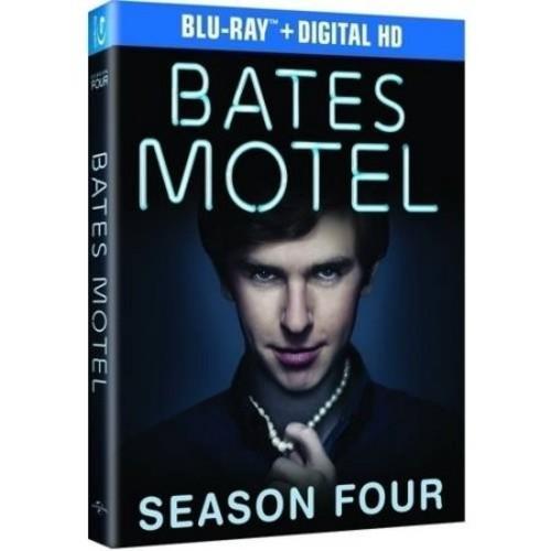 universal studios home entertainment Bates Motel: Season Four (Blu-ray)