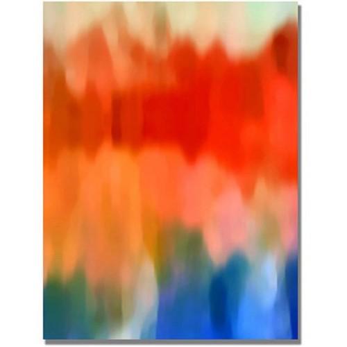 Amy Vangsgard Abstract Watercolor IV Canvas Art