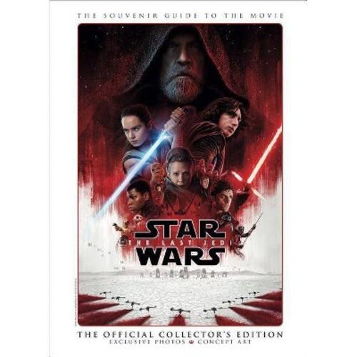 Star Wars: the Last Jedi (Collectors) (Hardcover)