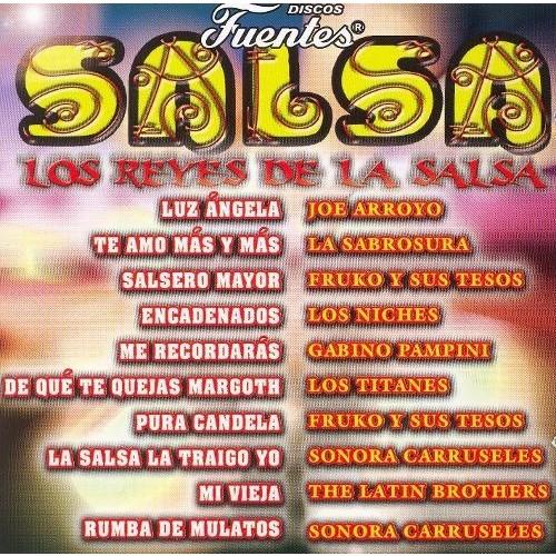 Salsa: Los Reyes de La Salsa [CD]