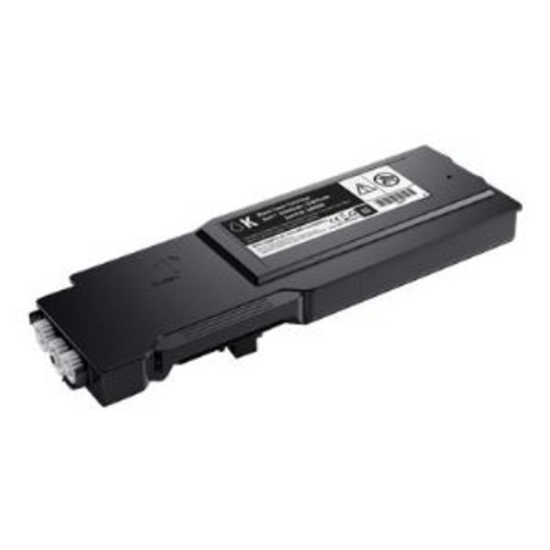 Dell S384X Series - Black - original - OEM - toner cartridge - for Color Smart Multifunction Printer S3845cdn; Color Smart Printer S3840cdn