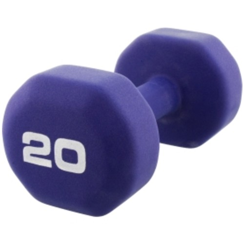 Fitness Gear 20 lb. Neoprene Dumbbell