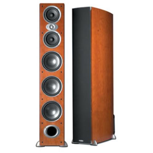 Polk Audio High Performance Floorstanding Loudspeakers - Cherry
