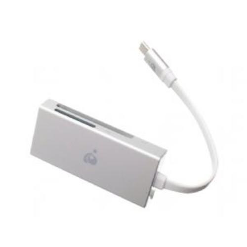 Iogear AC GFR3C15 USB-C 3 IN1 CARD READER WRIT (GFR3C15)