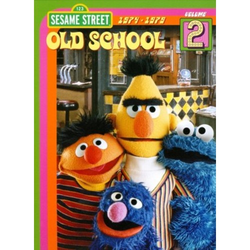 Sesame Street: Old School, Vol. 2 (dvd_video)