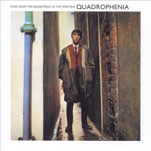 Quadrophenia [Music from the Soundtrack of The Who Film] [CD]