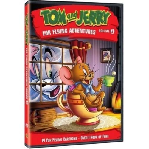 Tom And Jerry: Fur Flying Adventures Volume 3 (Full Frame)