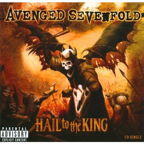 Hail to the King [CD] [PA]
