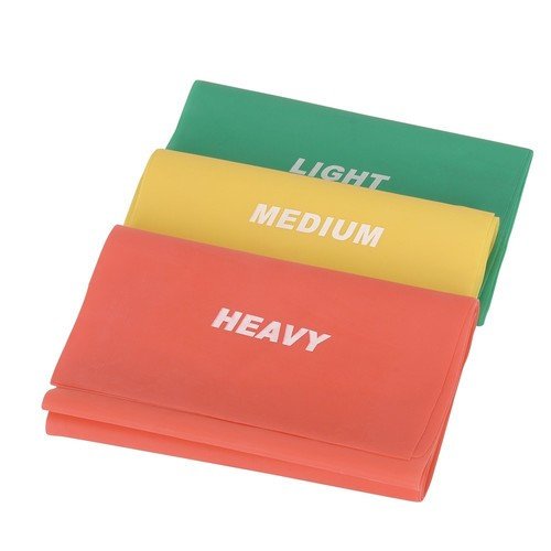 Sunny Health & Fitness 3-Pack Pilates Bands (No. 042)