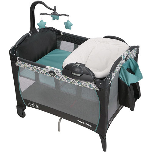 Graco Pack 'n Play Playard With Portable Napper & Changing Table - Affinia