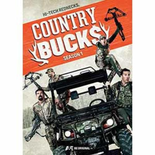 Country Buck$: Season 1 (dvd_video)
