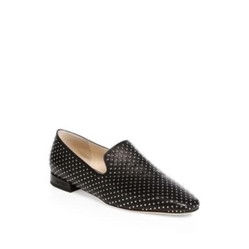 Jaida Leather Loafers