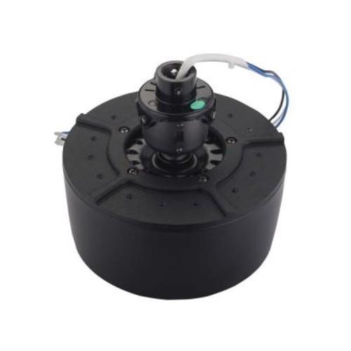 Merwry Matte Black Motor
