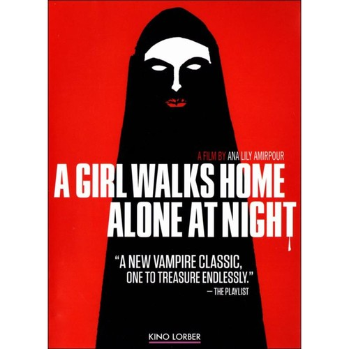 A Girl Walks Home Alone at Night [DVD] [2014]
