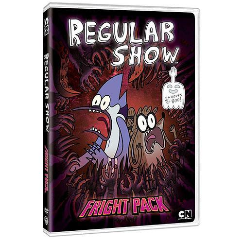 Regular Show - Fright Pack 4 - Fullscreen - DVD