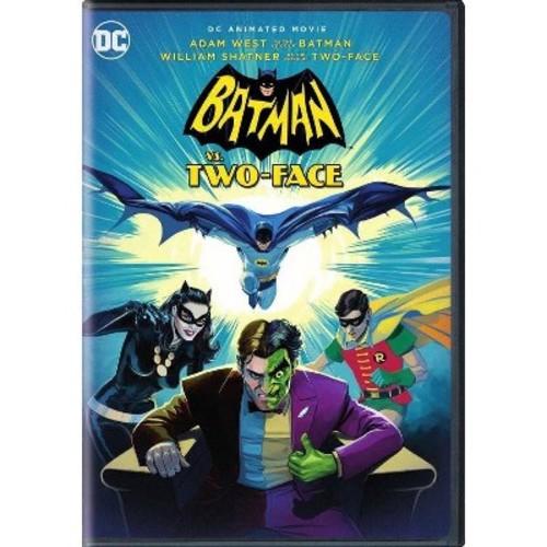 Batman Vs. Two-Face [DVD]