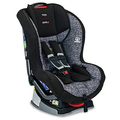 BRITAX Marathon G4.1 Convertible Car Seat in Static