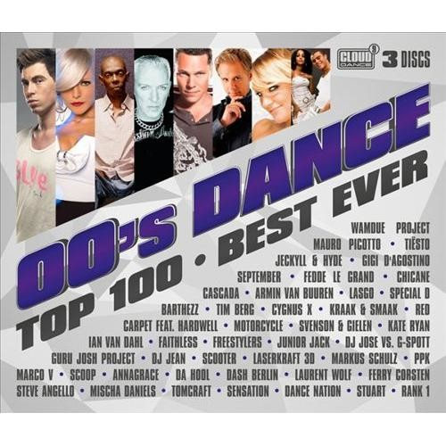 00's Dance Top 100 Best Ever [CD]