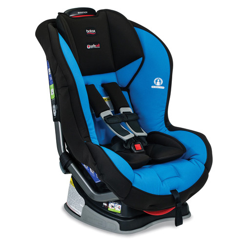 BRITAX Marathon G4.1 Convertible Car Seat in Azul