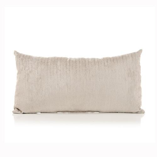 Sweet Potato by Glenna Jean Uptown Traffic Rectangular Pillow - Gray Velvet