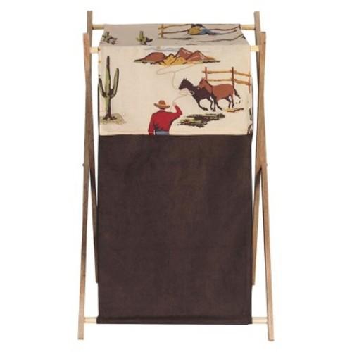 Sweet Jojo Designs Wild West Laundry Hamper