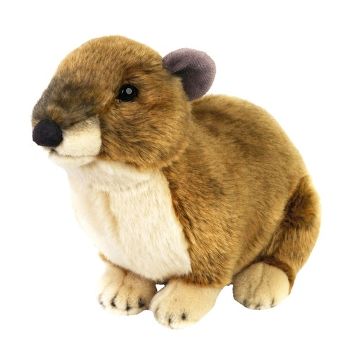 National Geographic Dassie Plush by Lelly