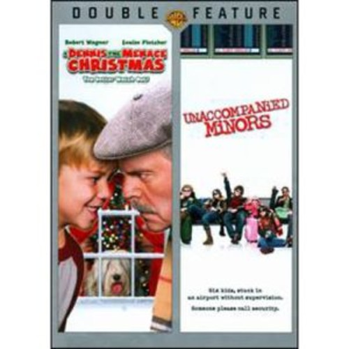 A Dennis the Menace Christmas/Unaccompanied Minors [2 Discs]