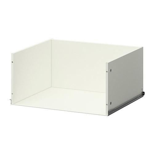 STUVA GRUNDLIG Drawer without front, white