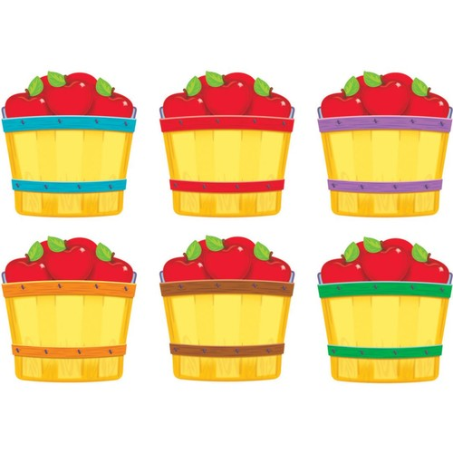 Trend Apple Baskets Classic Accents Variety Pack