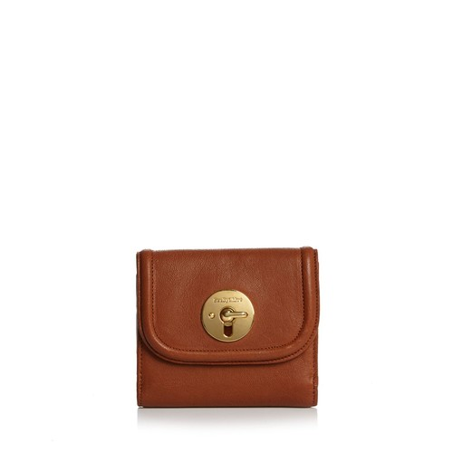 SEE BY CHLOÉ Lois Square Leather Wallet