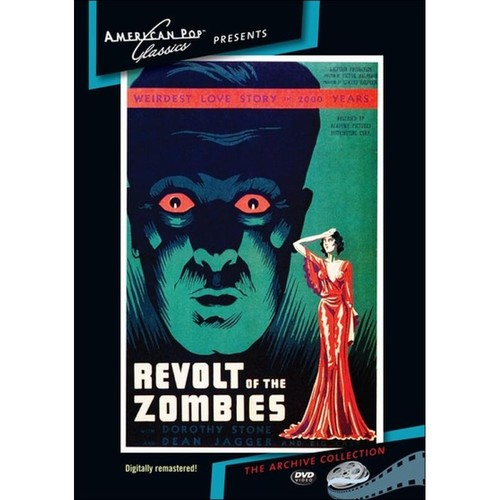 Revolt of the Zombies [DVD] [1936]