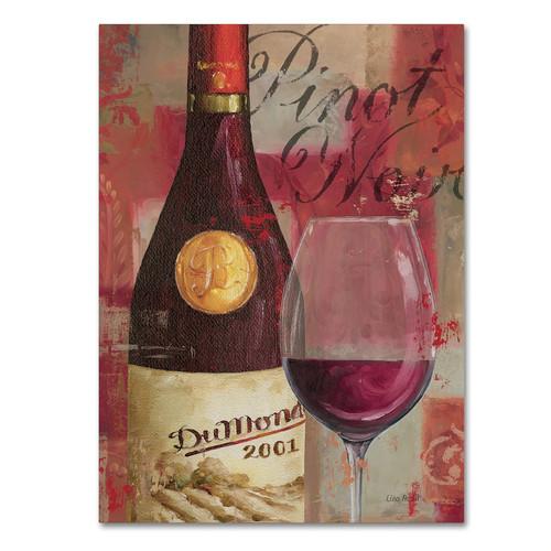 Trademark Fine Art Vin Abstract I Canvas Wall Art