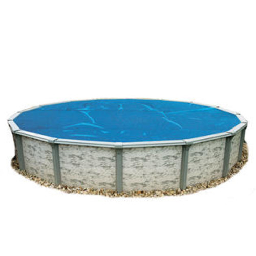 Blue Wave Solar Round Blanket for Above Ground Pools