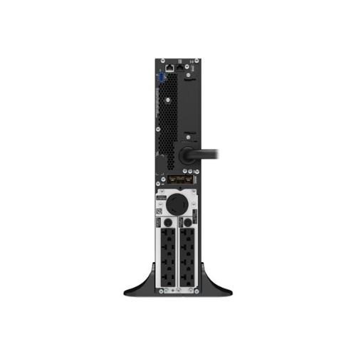 APC Smart-UPS SRT 3000VA - UPS - AC 120 V - 2700 Watt - 3000 VA - RS-232, USB - output connectors: 9 - black (SRT3000XLA)