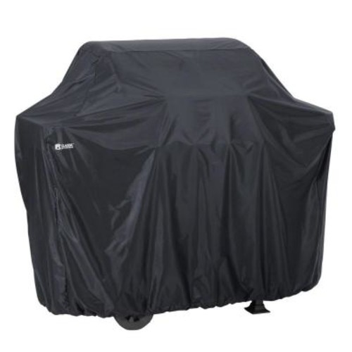 Classic Accessories Sodo Black 64 in. Large BBQ Grill Cover